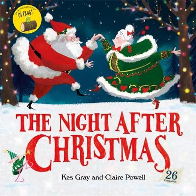 The Night After Christmas poster