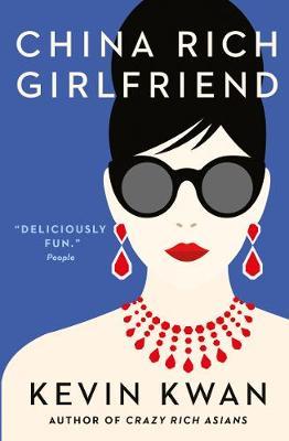China Rich Girlfriend poster