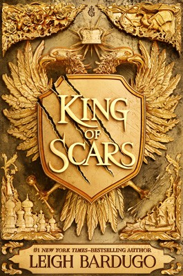 King of Scarscover art