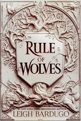 Rule of Wolves (King of Scars Book 2) - King of Scarscover art