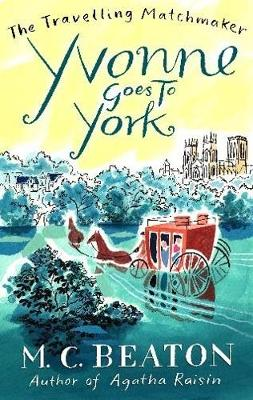 Yvonne Goes to York poster
