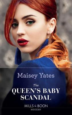 The Queen's Baby Scandal poster