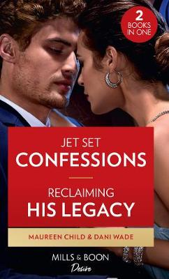 Jet Set Confessions / Reclaiming His Legacy poster