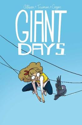 Giant Days Vol. 3 poster