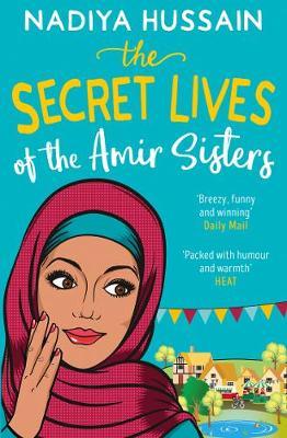 The Secret Lives of the Amir Sisterscover art