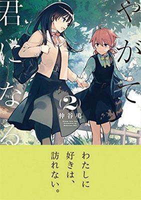 Bloom into You, Vol. 2 poster