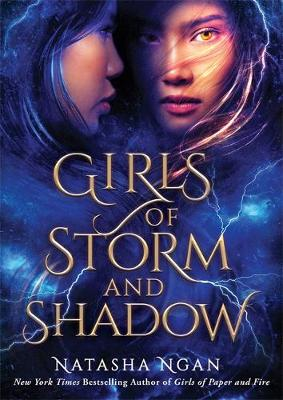Girls of Storm and Shadow poster