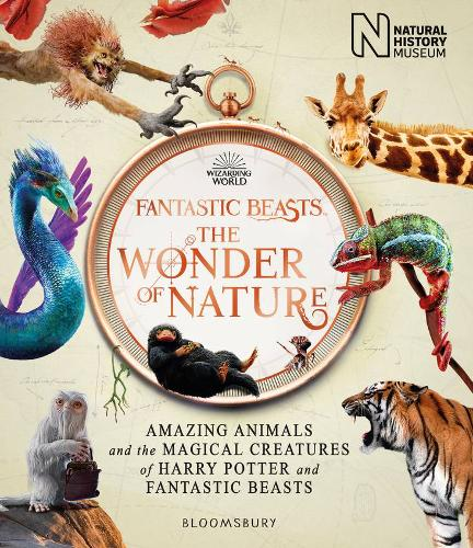 Fantastic Beasts: The Wonder of Nature: Amazing Animals and the Magical Creatures of Harry Potter and Fantastic Beasts poster