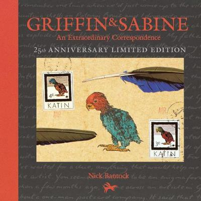 Griffin and Sabine: An Extraordinary Correspondence poster