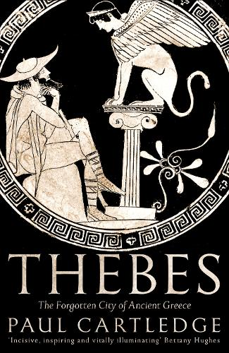 Thebes: The Forgotten City of Ancient Greece poster