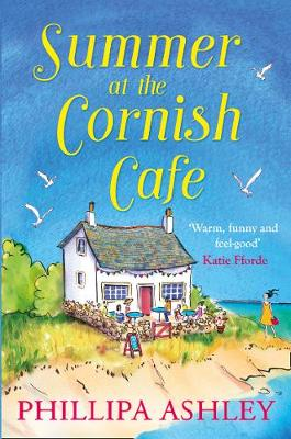 Summer at the Cornish Cafe poster
