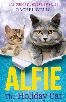 Alfie the Holiday Cat poster