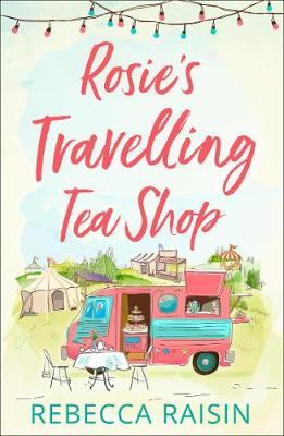 Rosie's Travelling Tea Shop poster