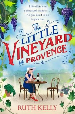 The Little Vineyard in Provence poster