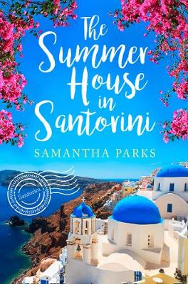 The Summer House in Santorini poster