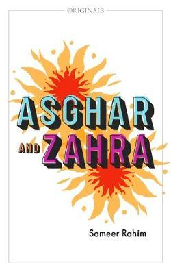 Asghar and Zahra poster