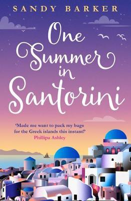 One Summer in Santorini poster