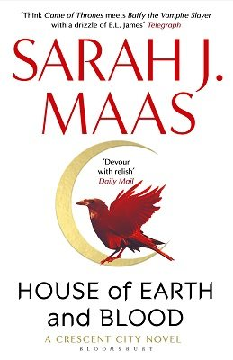 House of Earth and Blood - Crescent City poster