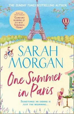 One Summer In Paris poster