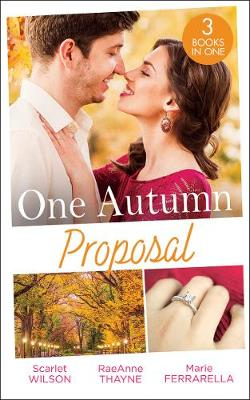 One Autumn Proposal: Her Christmas Eve Diamond / The Holiday Gift / Christmastime Courtship poster