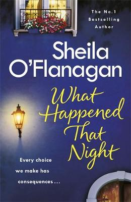 What Happened That Night poster