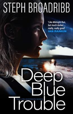 Deep Blue Trouble poster