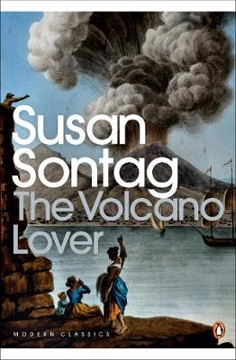 The Volcano Lover: A Romance poster
