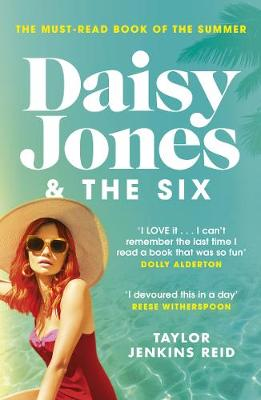 Daisy Jones and The Six poster