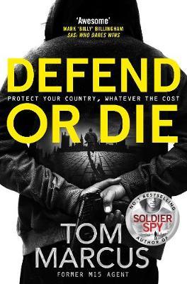 Defend or Die - Matt Logan poster