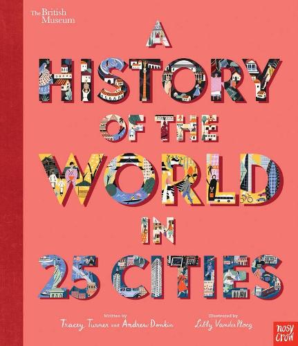 British Museum: A History of the World in 25 Cities poster
