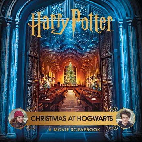 Harry Potter - Christmas at Hogwarts: A Movie Scrapbook poster