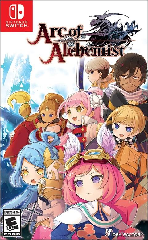 Arc of Alchemist poster