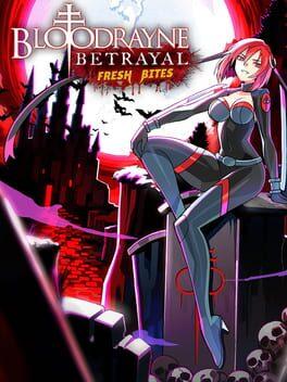 BloodRayne Betrayal: Fresh Bites poster