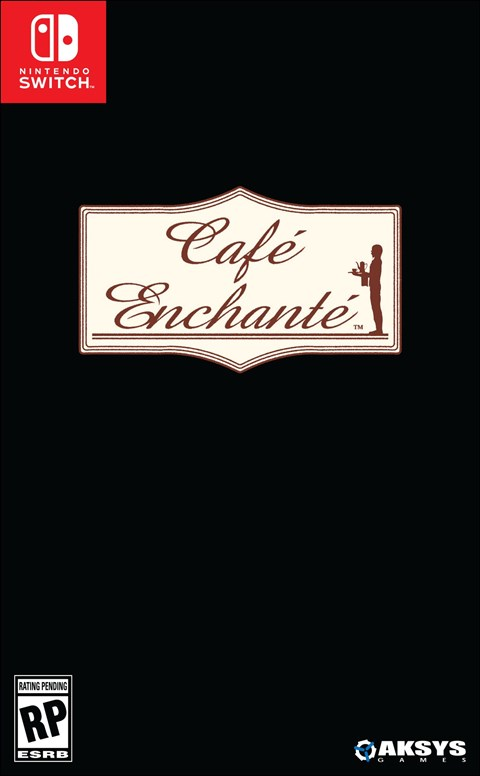 Cafe Enchante poster