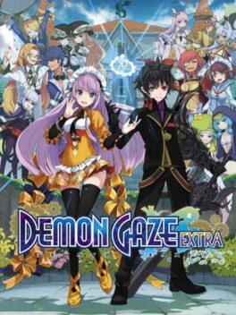 Demon Gaze EXTRA poster