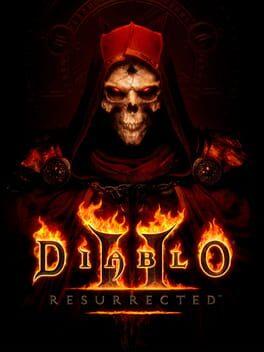 Diablo II: Resurrected poster
