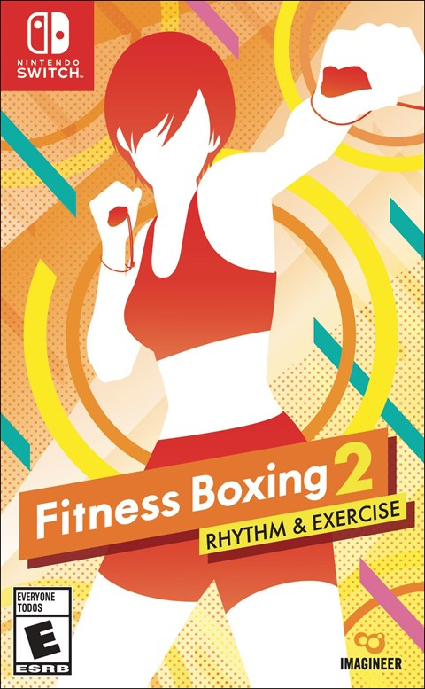 Fitness Boxing 2: Rhythm & Exercise poster