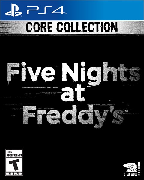 Five Nights at Freddy's: Core Collection poster