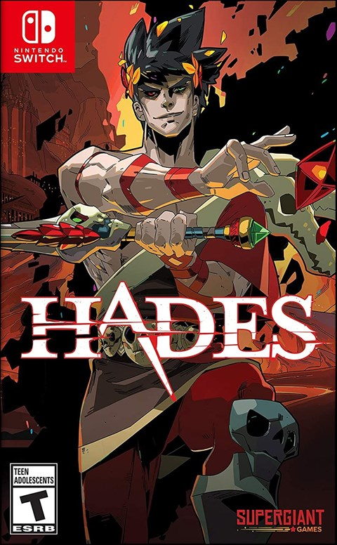 Hades poster