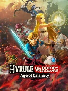 Hyrule Warriors: Age of Calamity poster
