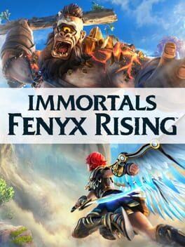 Immortals: Fenyx Rising poster