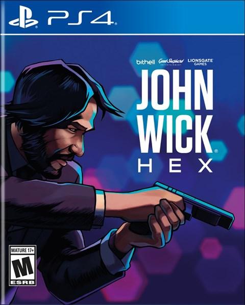 John Wick Hex poster