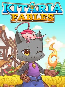 Kitaria Fables poster