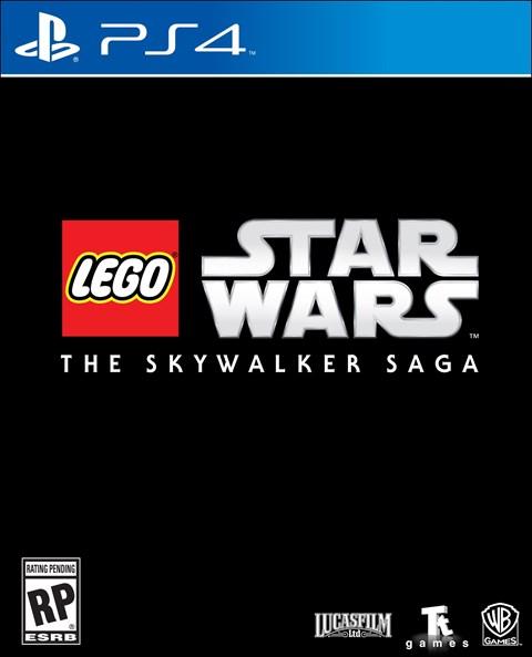 LEGO Star Wars: The Skywalker Saga poster