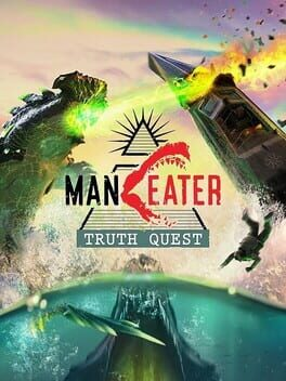 Maneater: Truth Quest poster