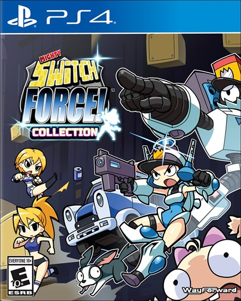 Mighty Switch Force! Collection poster