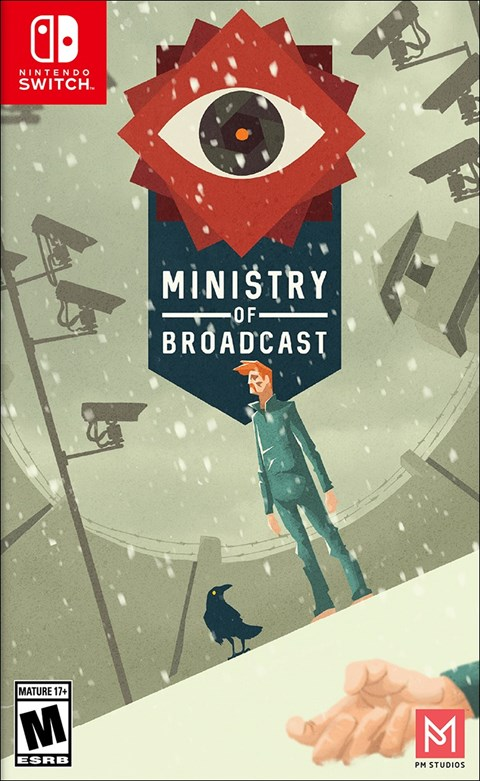Ministry of Broadcast poster