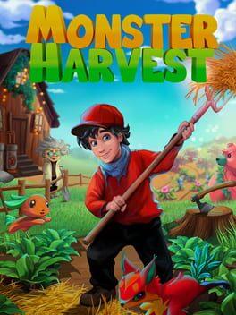 Monster Harvest poster