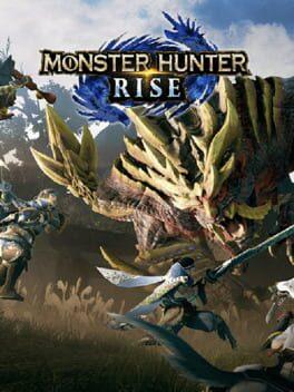 Monster Hunter Rise poster