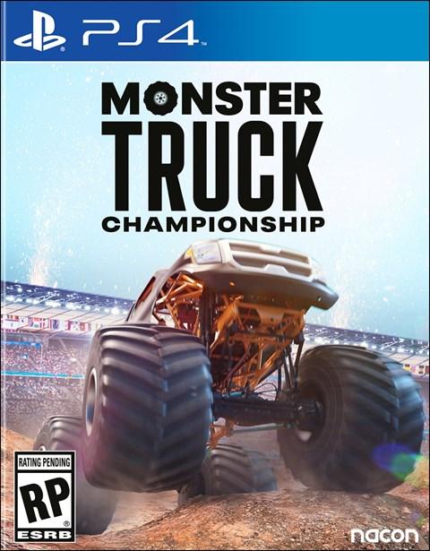 Monster Truck Championship poster